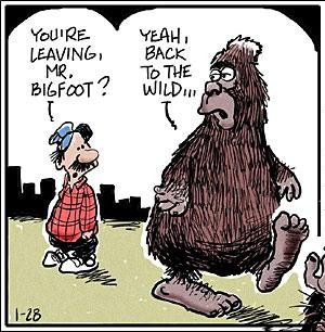 Bigfoot blog 2