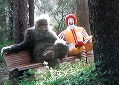 McDonalds Bigfoot
