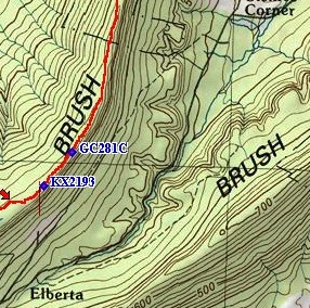 Brush Mountain