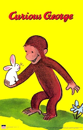 Curious George Funny Cartoons