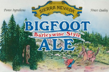 Sierra Bigfoot Ale