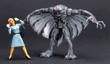 Legendary Monsters Mothman