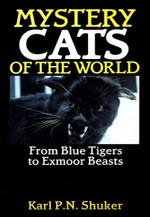 Karl Shuker Mystery Cats of the World