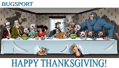 Happy Cryptomundo Thanksgiving