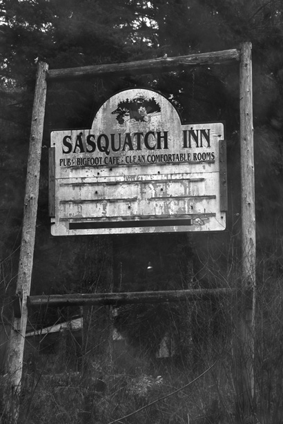 sasquatch sign