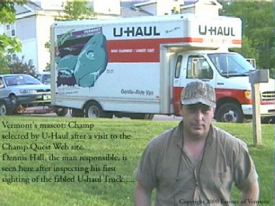 Dennis Hall Champ Quest U-Haul