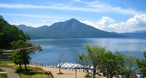Lake Shikotsu