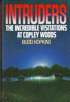 Another Gone: Budd Hopkins Dies BookIntruders