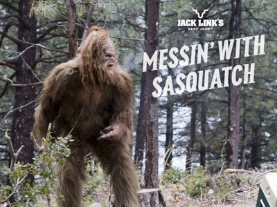 Sasquatch by Scott Davis
