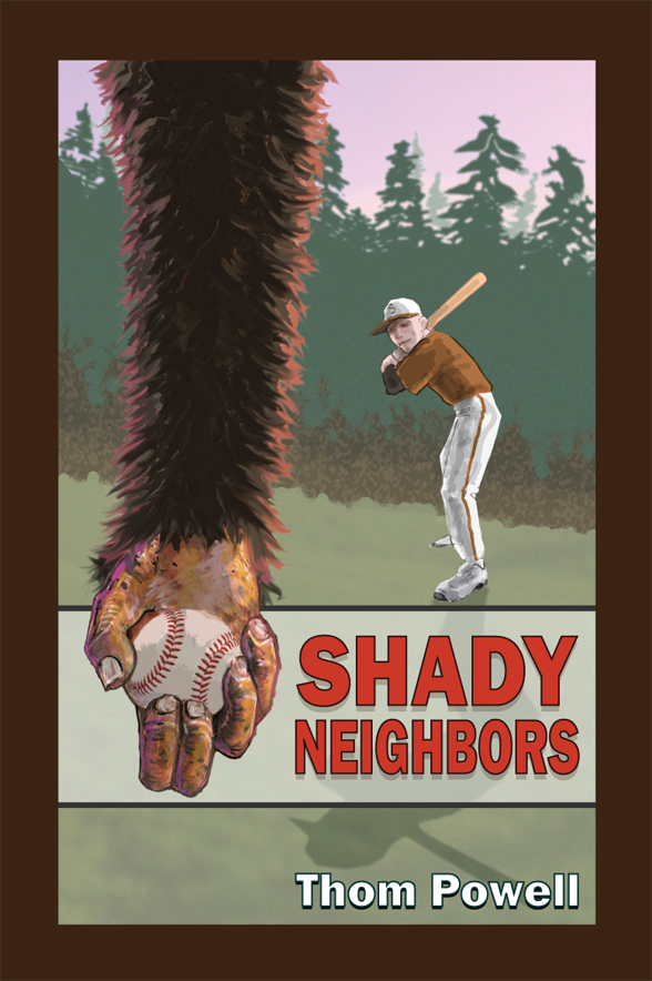 Shady Neighbor cover art