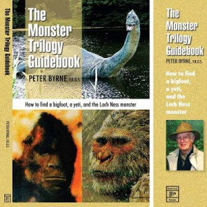 The Monster Trilogy Guidebook by Peter Byrne