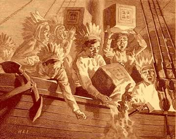 a history of the boston tea party and its effects Page 43 chapter 10 the tea party and the intolerable acts ild war hoops pierced the night air as a troop of 150 boston men made-up to look like native.