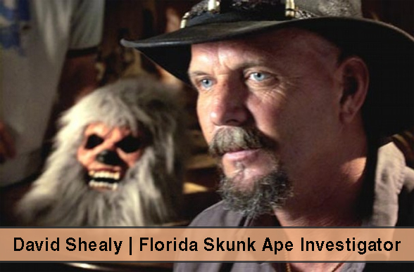David Shealy Florida Skunk Ape Investigator