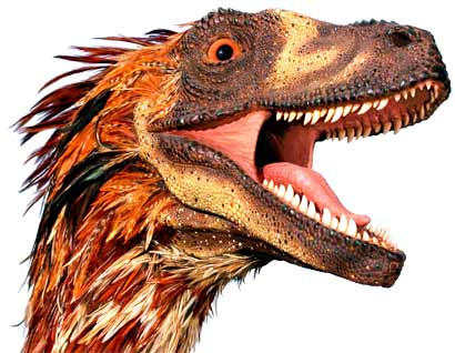 Feathered Jurrasic