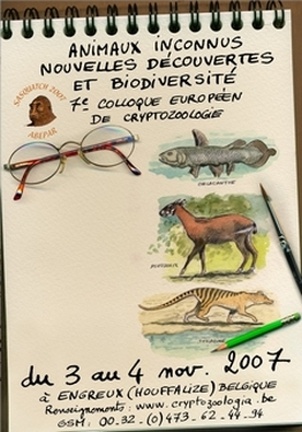 European Symposium of Cryptozoology