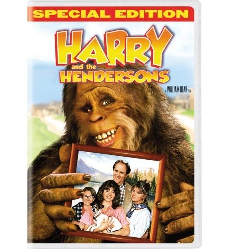 Harry and the Hendersons DVD
