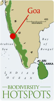 goa map
