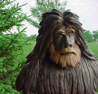 Crookston Bigfoot Bust