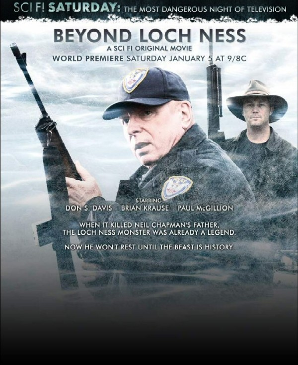 Sci Fi Channel Beyond Loch Ness