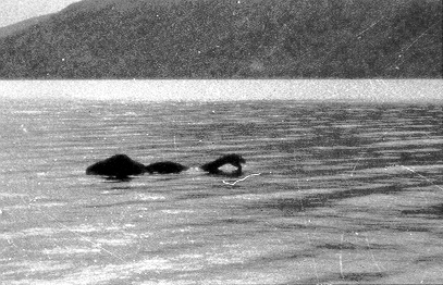 Frank Searle Loch Ness Monster Photo