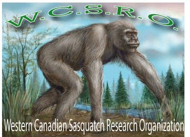 Western Canadian Sasquatch Research Organization