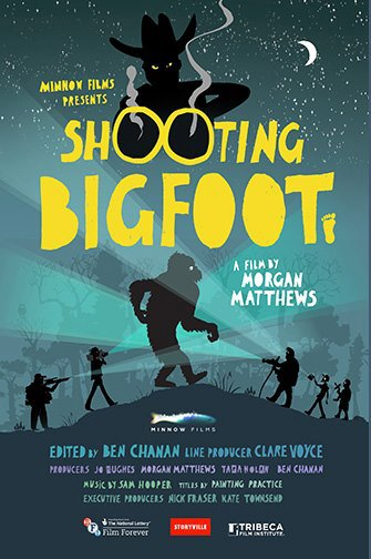 shooting bigfootposter