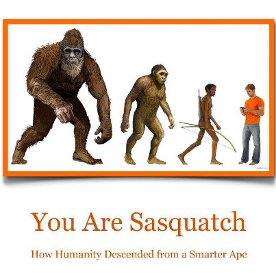 You are Sasquatch